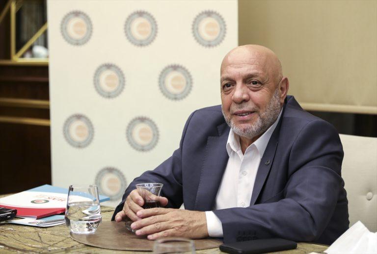 Hak-İş Genel Başkanı Arslan, çalışma hayatına ilişkin açıklamalarda bulundu: