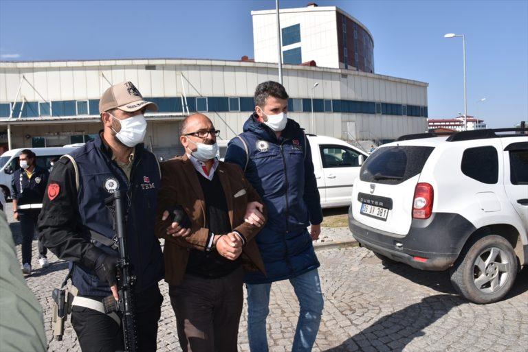GÜNCELLEME – Kars merkezli operasyonda, HDP'li belediye yöneticilerinin de arasında olduğu 19 şüpheli gözaltına alındı