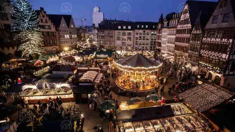 Unterstützen Sie Frankfurt und unsere Region in der Weihnachtszeit