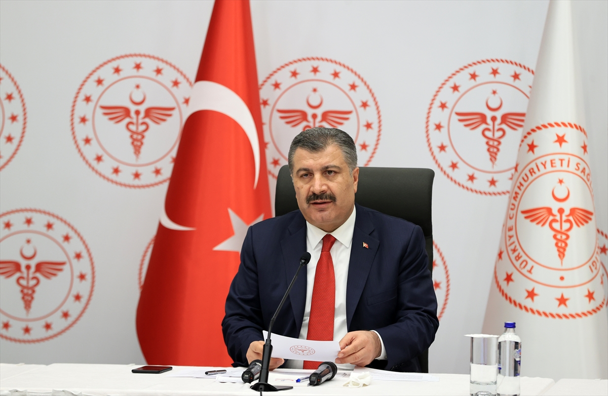 Sağlık Bakanı Fahrettin Koca Bursa'da soruları yanıtladı: (2)
