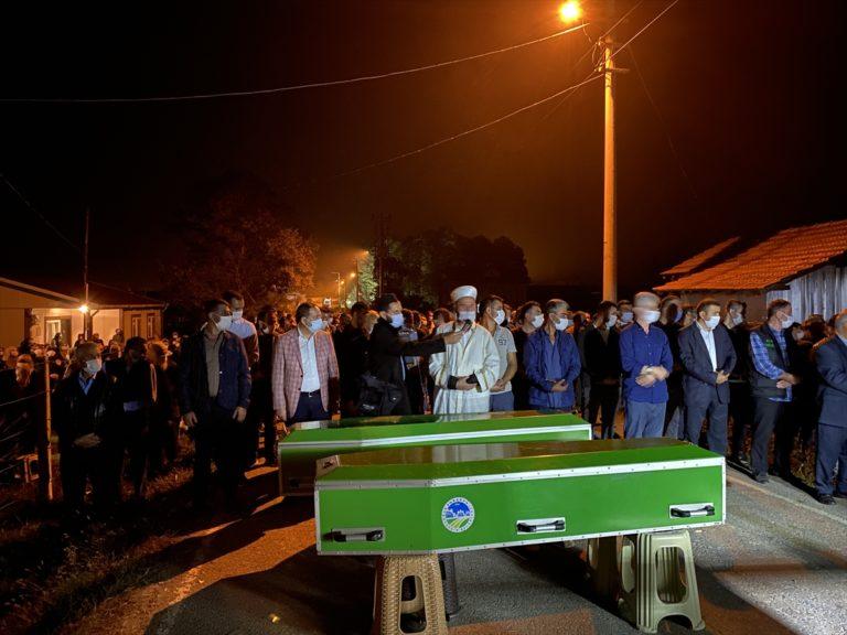 GÜNCELLEME – Sakarya'da evde çıkan yangında 2 çocuk öldü