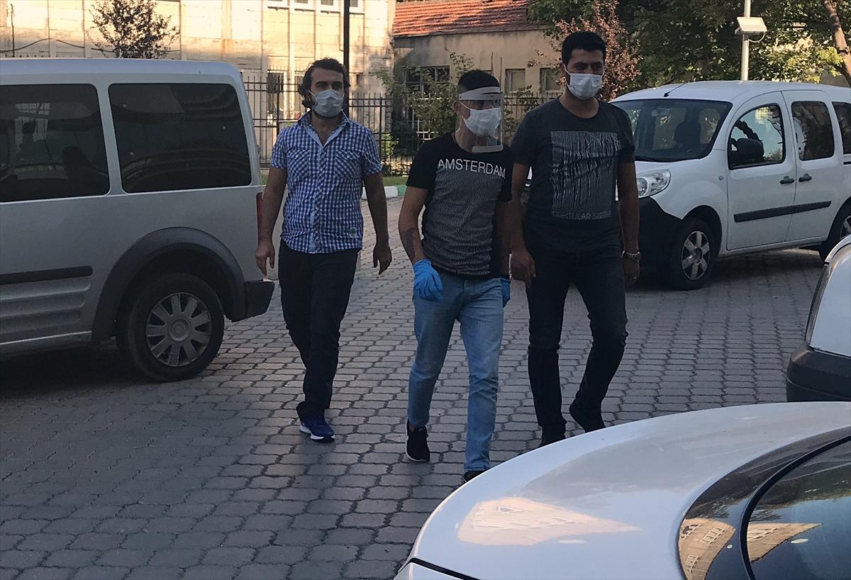 Samsun'da bıçakla yaralama şüphelisi tutuklandı