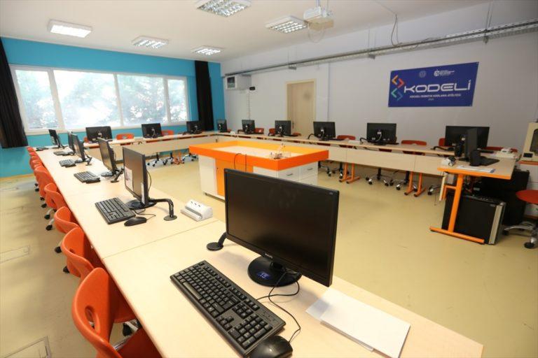 Sanayi kentinde kodlama eğitimi seferberliği