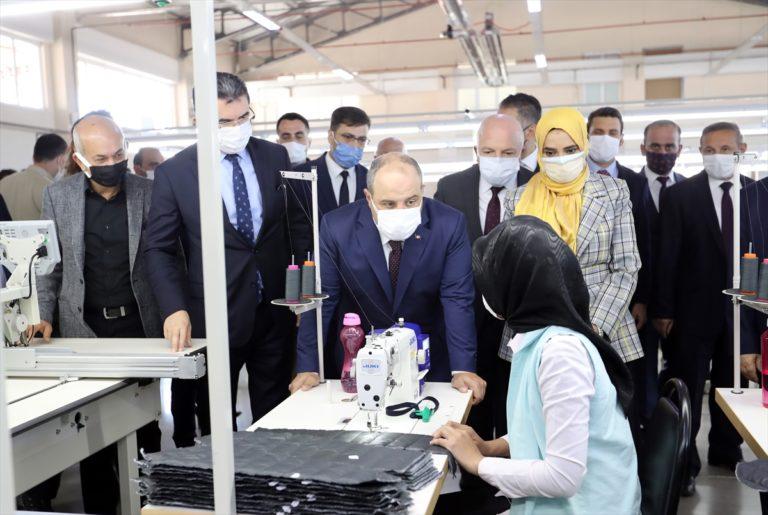 Bakan Varank, Erzurum'da Cazibe Merkezlerini Destekleme Programı Toplu Açılış Töreni'nde konuştu: