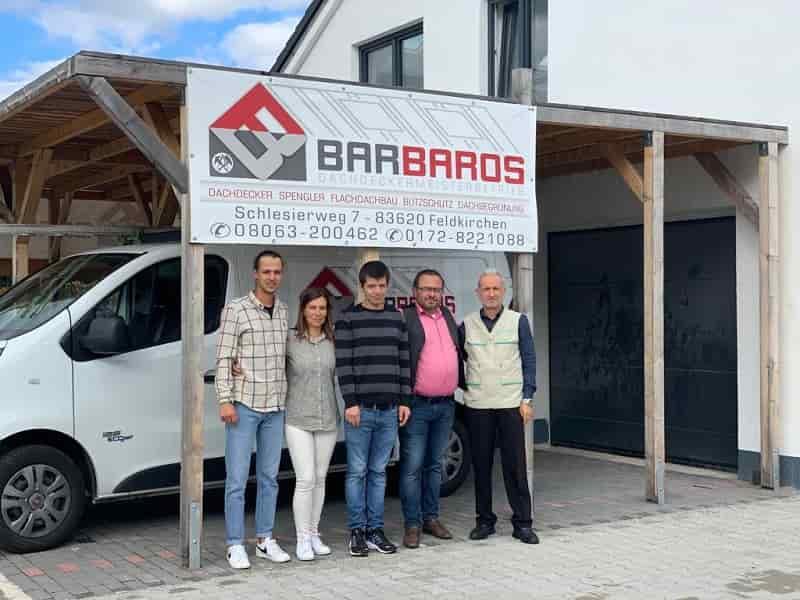 Teşekkürler Barbaros ailesi