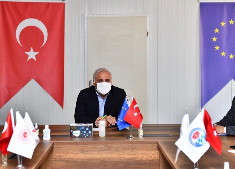 """""""Trabzon Su Temini Projesi""""nde 25 kilometre ilerleme sağlandı"""