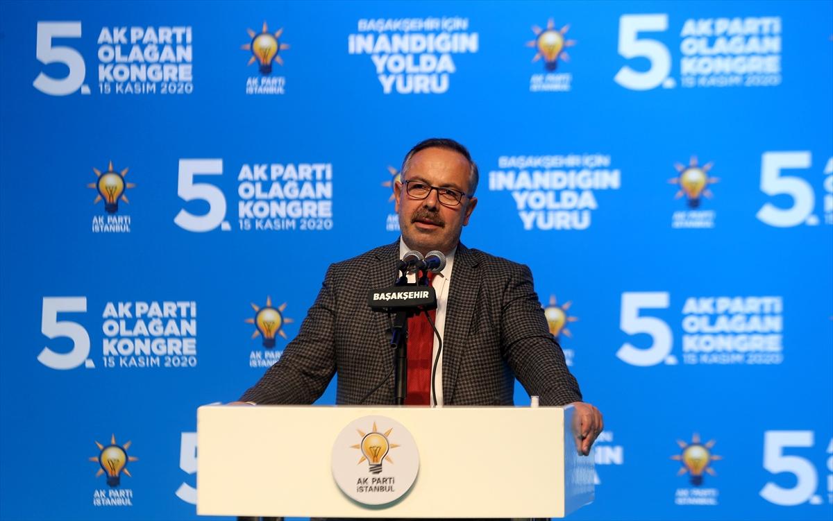 AK Parti Başakşehir 5. Olağan İlçe Kongresi