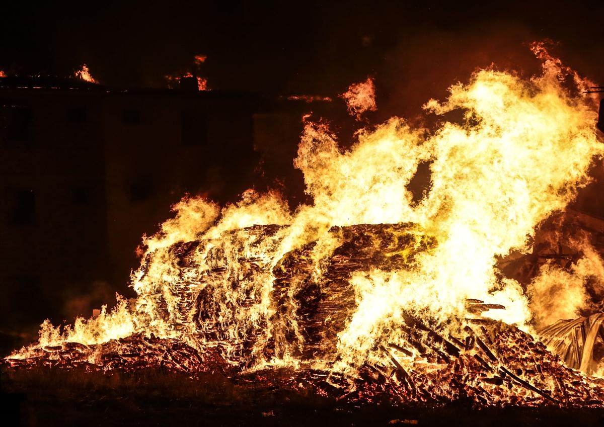 GÜNCELLEME- Ankara Siteler'de yangın