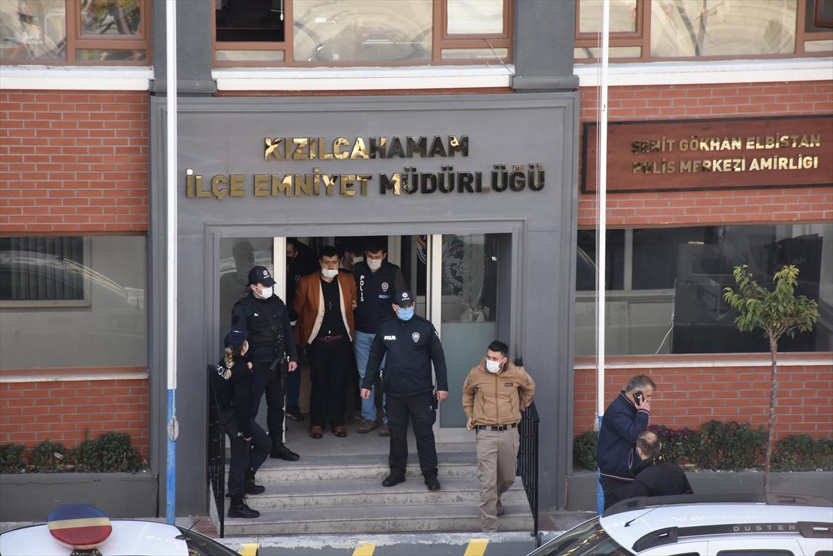 Ankara'da bir otelin 5'inci katından düşerek ölen genç kızın cenazesi Antalya'da toprağa verildi