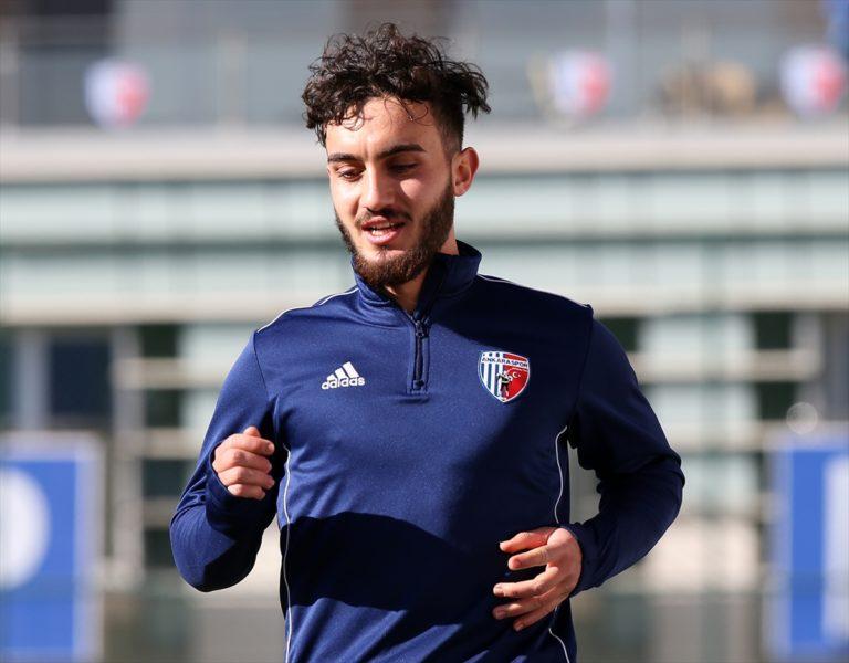 """Ankaraspor'un genç oyuncusu Halil İbrahim Esen: """"Kaybetme korkusunu yenmek istiyoruz"""""""