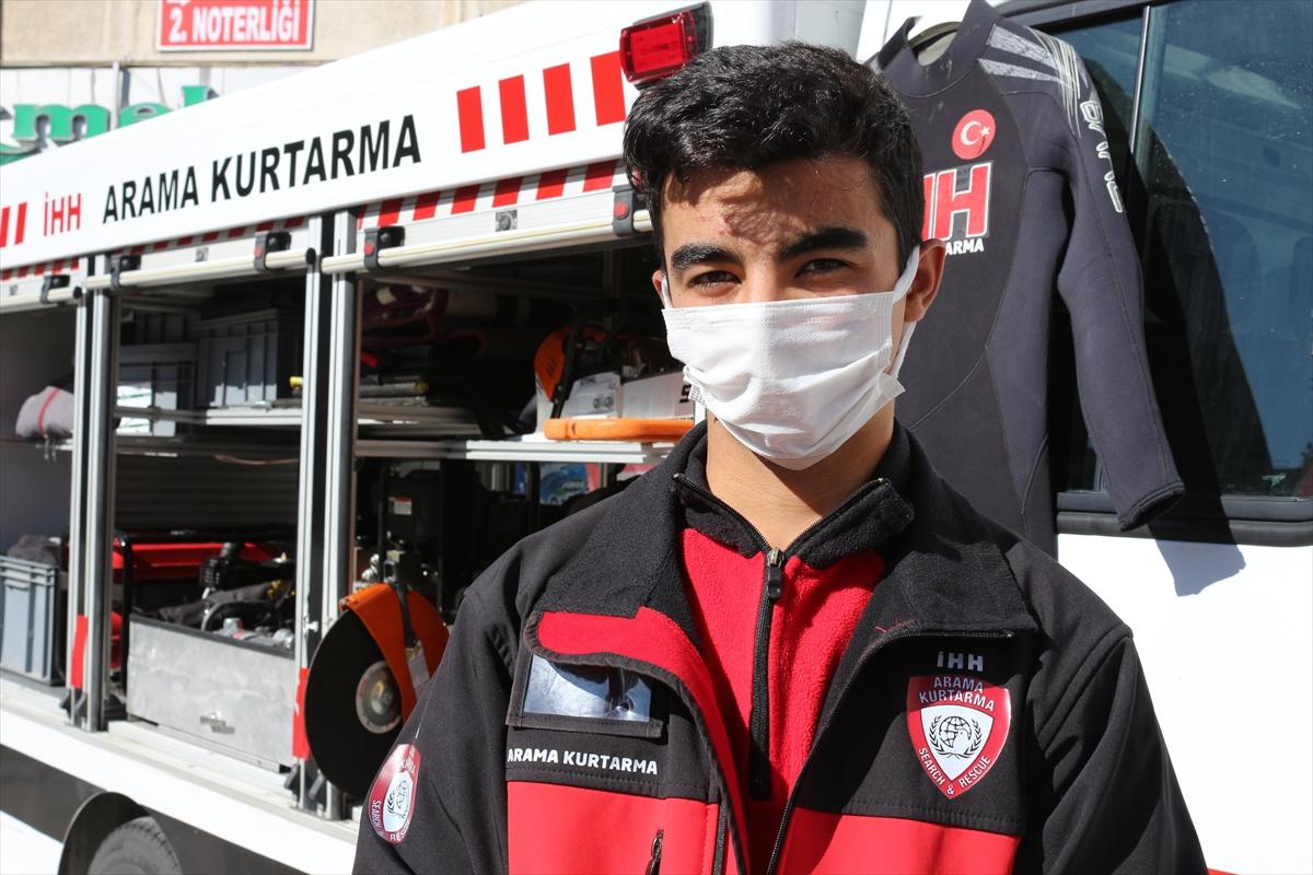 Arama kurtarma kahramanları İzmir'de yaşananları unutamıyor