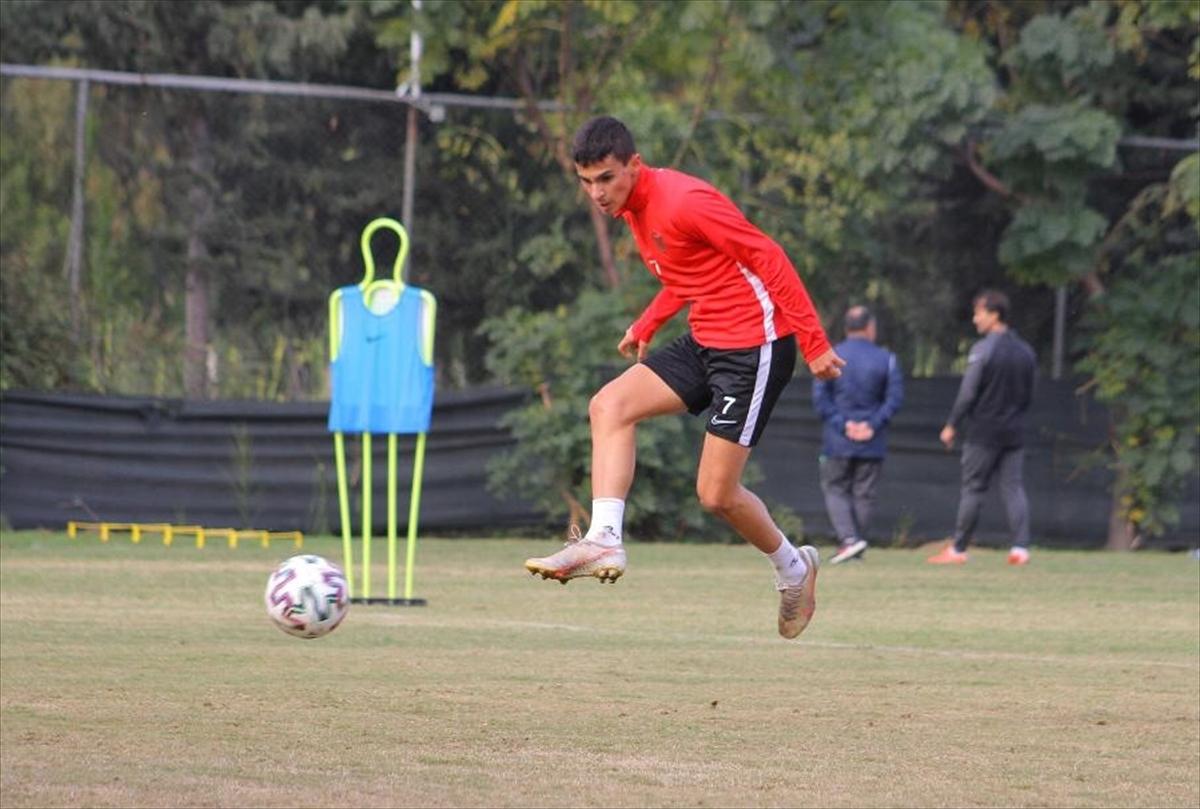 Atakaş Hatayspor, Galatasaray maçı hazırlıklarına devam etti