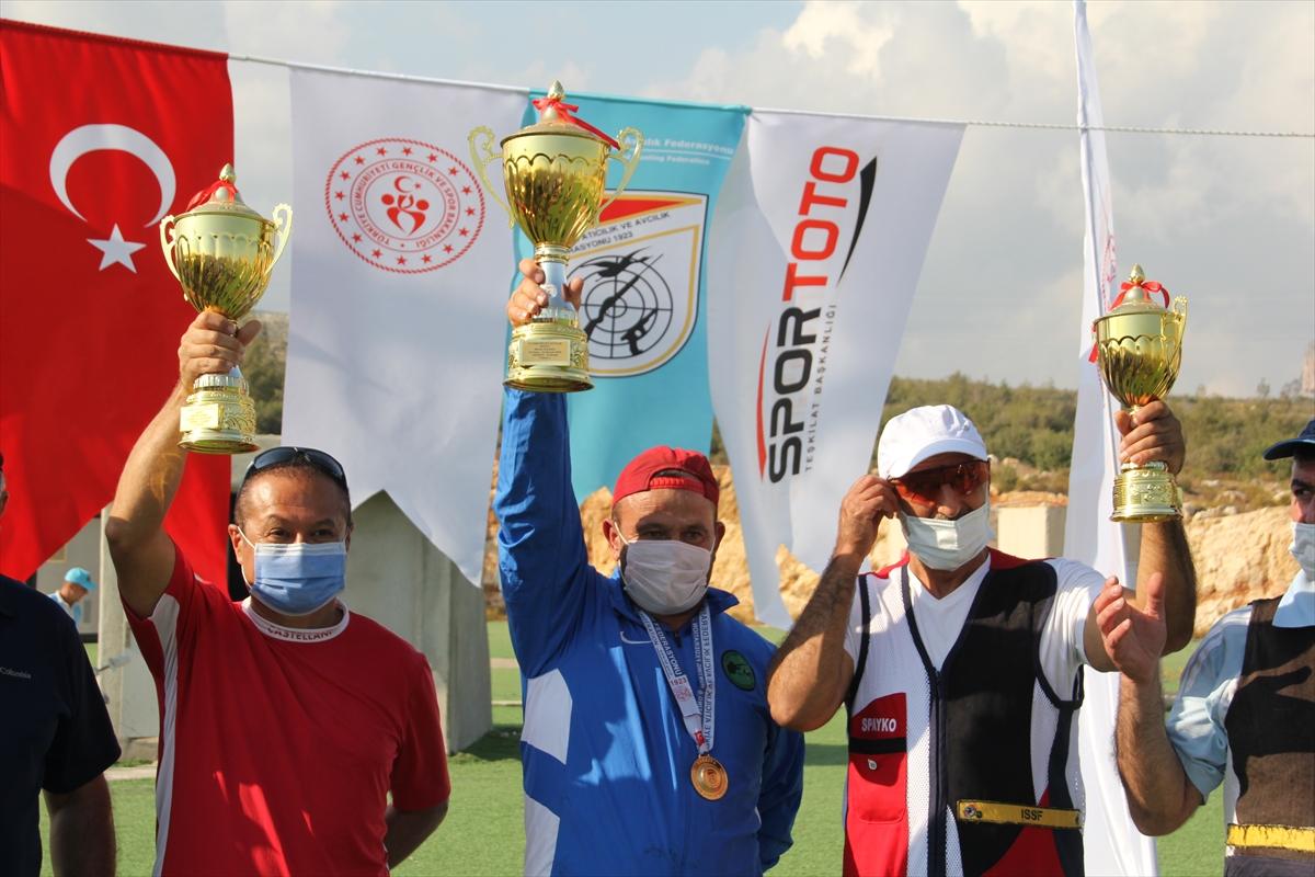 Atıcılık: Skeet Cumhuriyet Kupası sona erdi