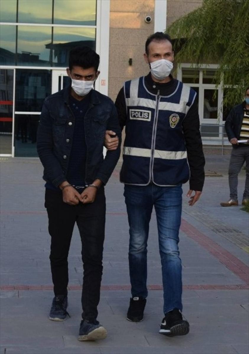Burdur'da yaşlı adamın darbedilmesine ilişkin tekrar yakalanan 5 zanlıdan 1'i tutuklandı