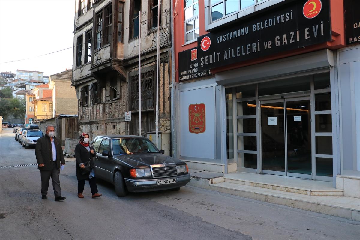 """""""Can Azerbaycan'a mektup"""" kampanyasına ilk mektup şehit ailesinden"""