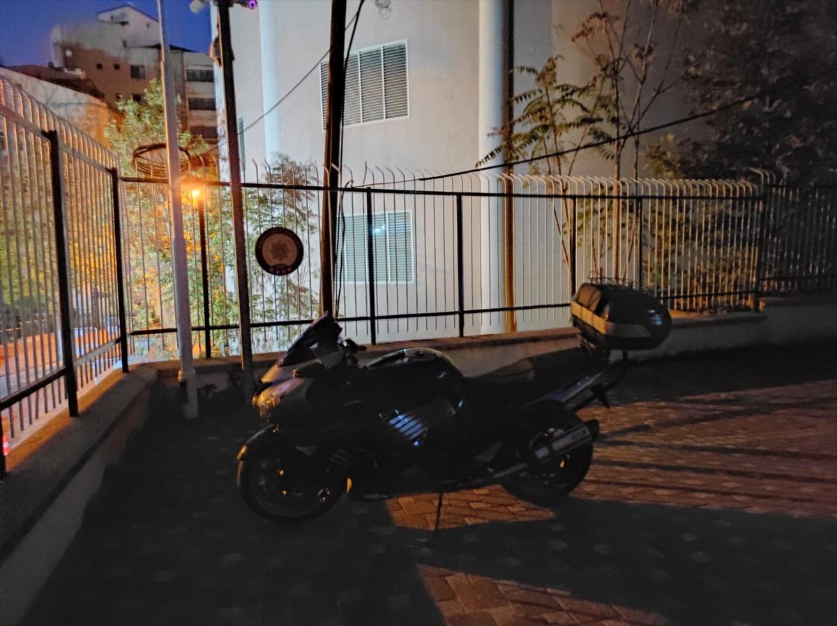 CHP İstanbul İl Başkanı Canan Kaftancıoğlu'nun eşinin çalınan motosikleti bulundu