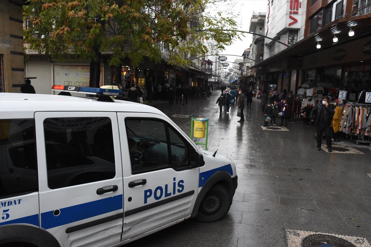 Gaziantep'te Kovid-19 tedbirleri yoğunlaştırıldı