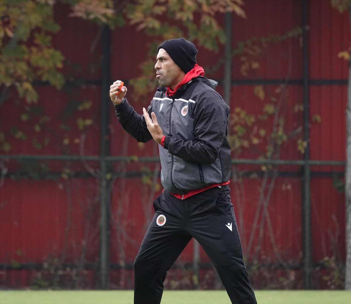 """Gençlerbirliği Teknik Direktörü Mert Nobre: """"Medipol Başakşehir maçına odaklandık"""""""