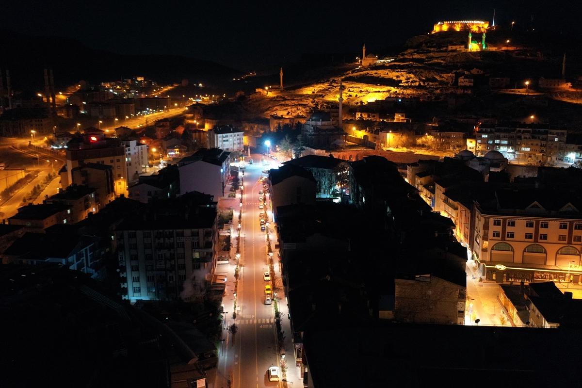 İç Anadolu'da sokağa çıkma kısıtlaması