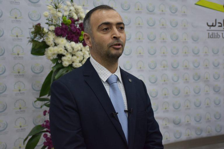 İdlib'de üniversite hastanesi açıldı