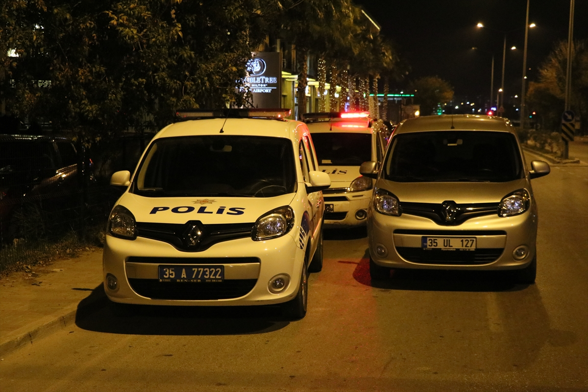 İzmir'de eski eşinin arkadaşını vuran bir kişi intihar etti