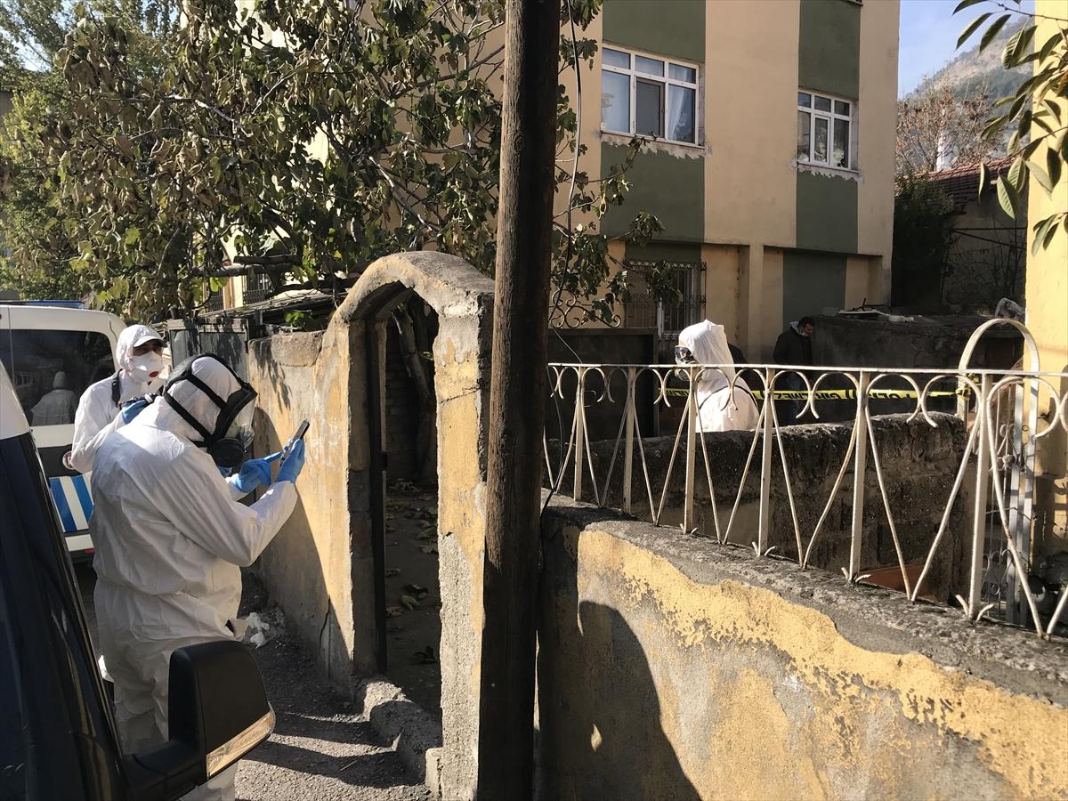 Karabük'te bir kişi evinde ölü bulundu