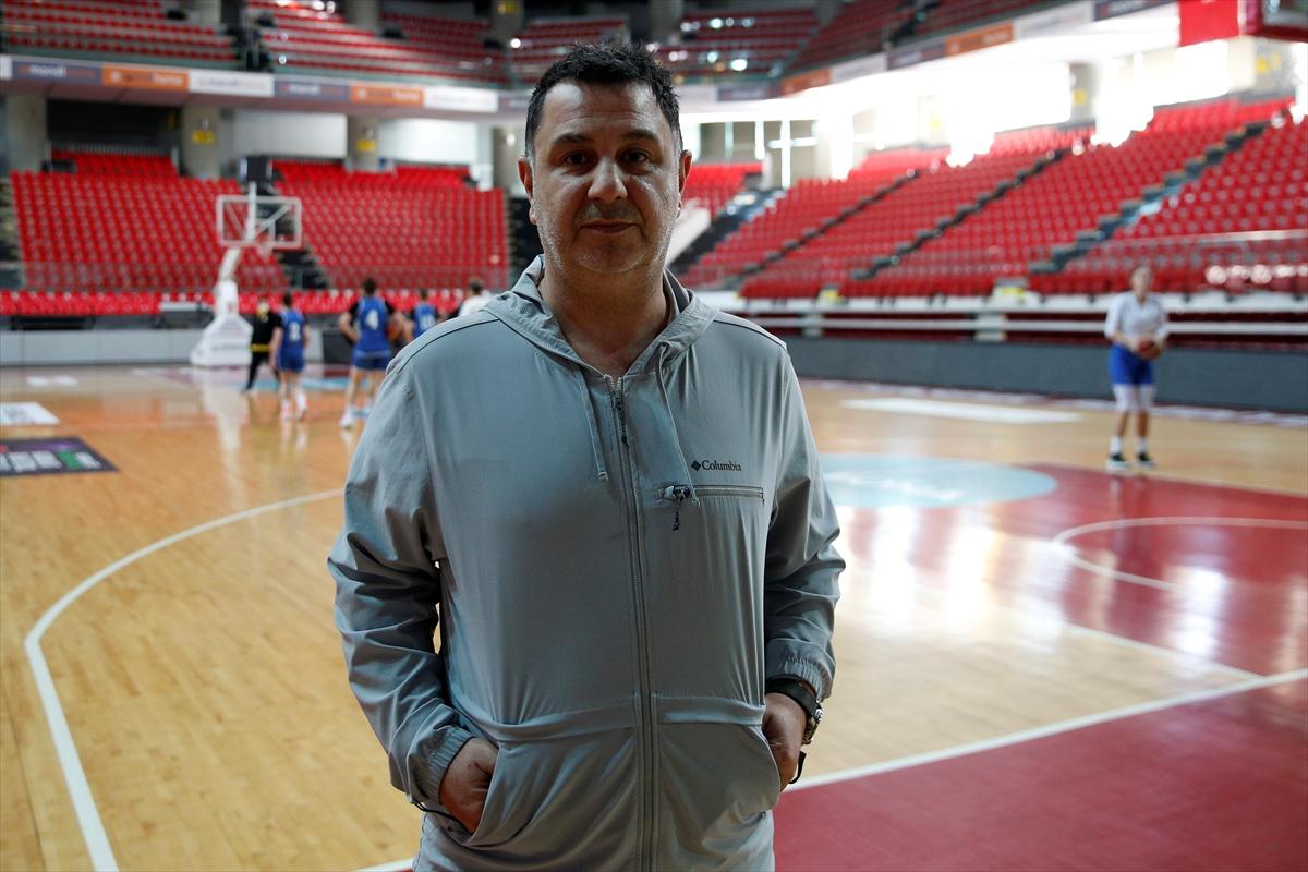 """Kayseri Basketbol Başantrenörü Avcı: """"Milli aradan sonra yeni bir başlangıç olacak"""""""