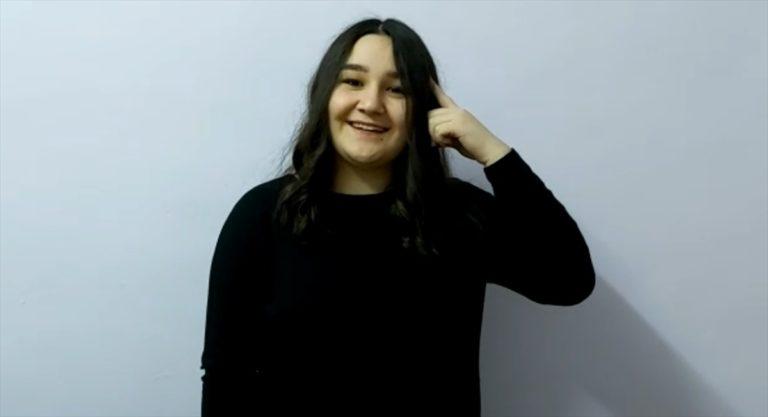 Manisa'da öğrenciler, Öğretmenler Günü için işaret diliyle klip hazırladı