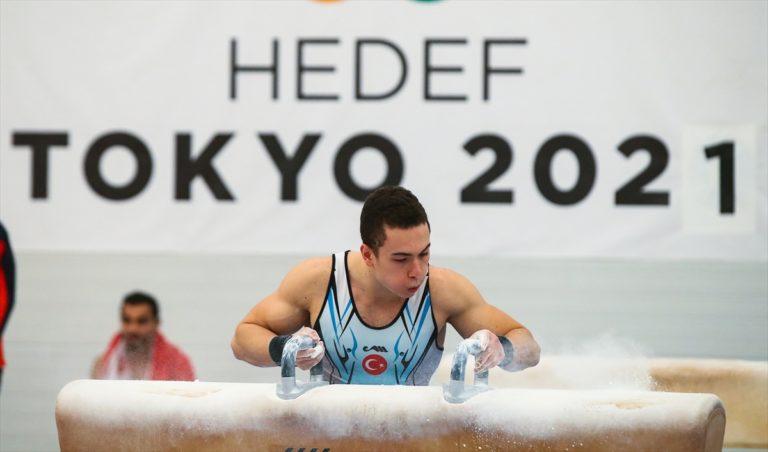 """Milli cimnastikçiler Avrupa Şampiyonası'nda """"altın"""" için mücadele edecek"""