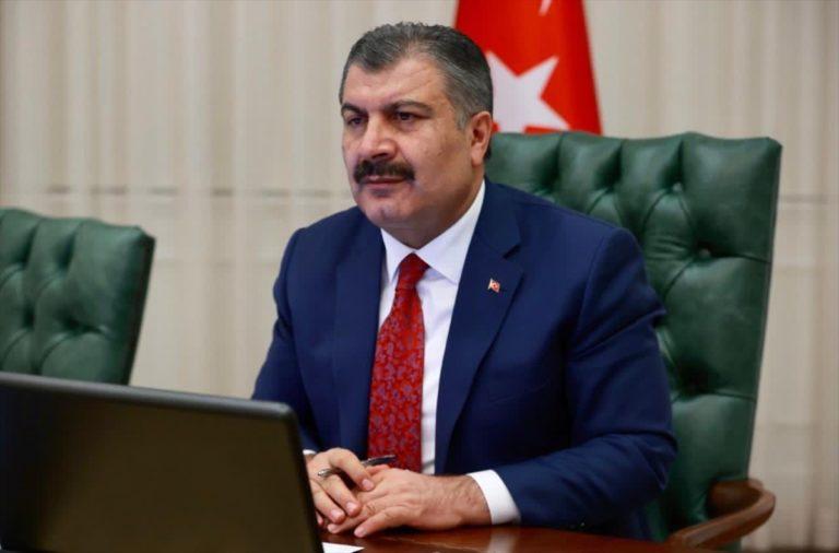 Sağlık Bakanı Koca, 6 ilin sağlık müdürleriyle görüştü: