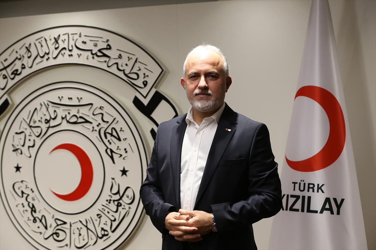 """Türk Kızılay Genel Başkanı Kınık: """"Kan ve plazma bağışı artmazsa alarm verebiliriz"""""""