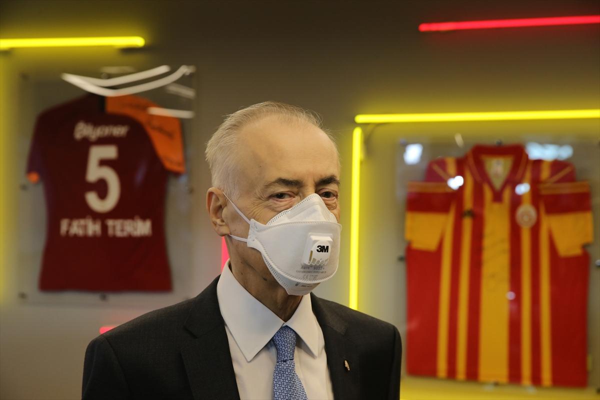 Türk Telekom Stadı'nda GSYİAD Lounge bölümünün açılışı yapıldı