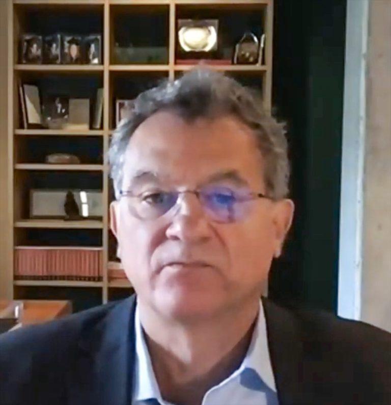 """TÜSİAD Başkanı Kaslowski: """"Enflasyonla mücadelede Merkez Bankası'nın adımı olumlu bir gelişme"""""""
