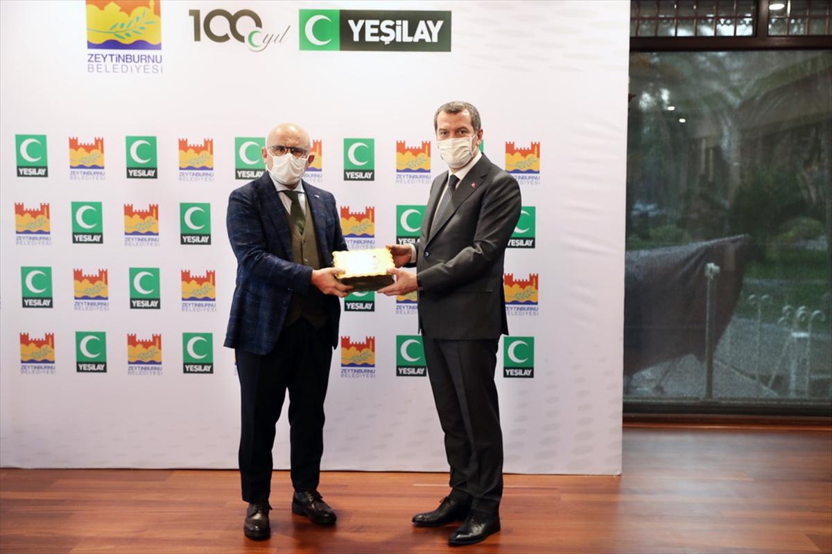 Yeşilay, Zeytinburnu Belediyesi ile iş birliği protokolü imzaladı
