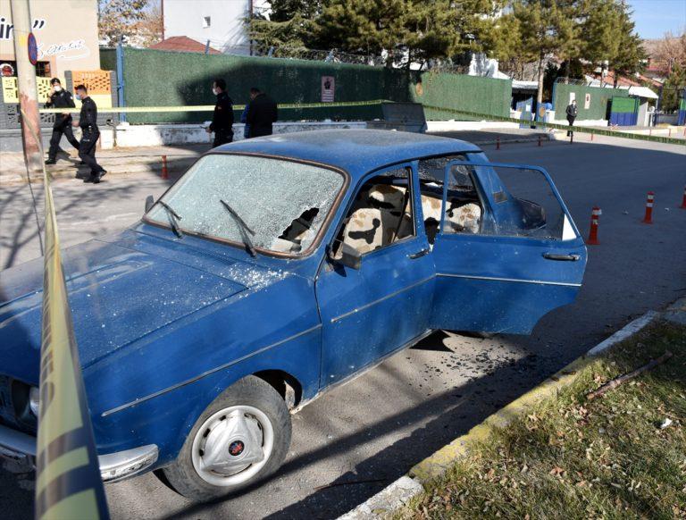 Av tüfeğiyle ateş edilen otomobildeki 4 yaşındaki çocuk ağır yaralandı