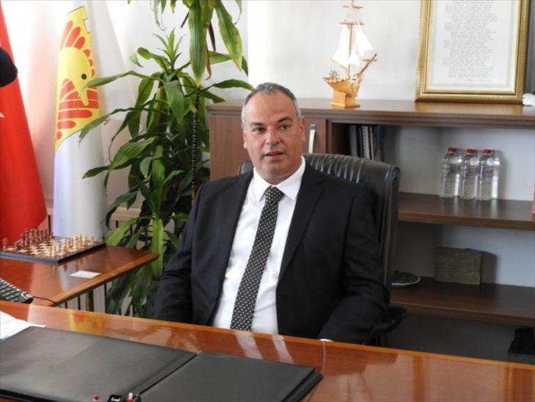 Enez Belediye Başkanı Günenç'in Kovid-19 testi pozitif çıktı