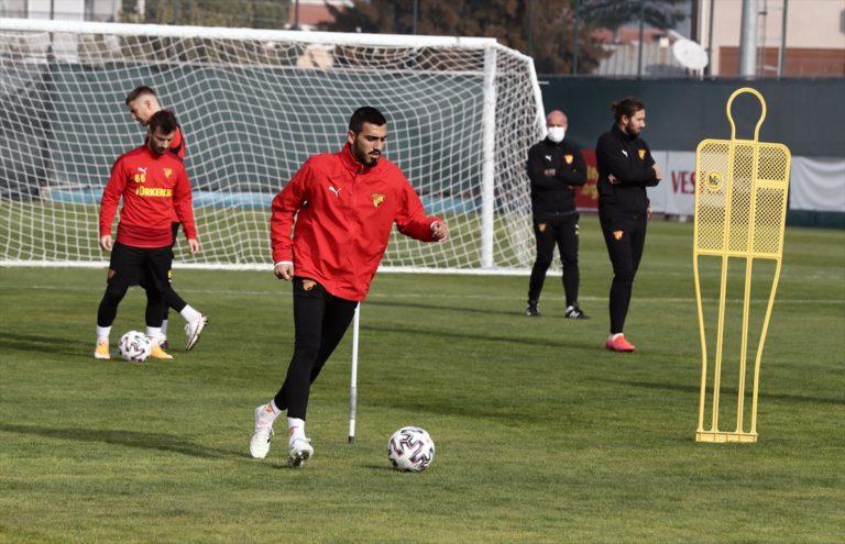 Göztepe, Kayserispor maçına hazır