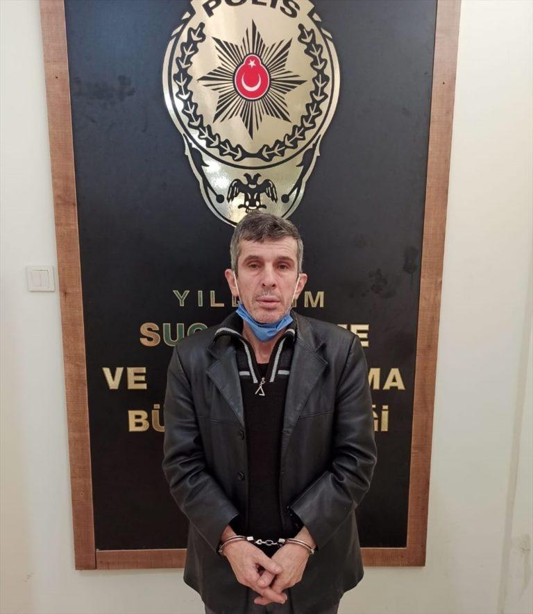 Hakkında 48 yıl hapis cezası bulunan hükümlü Bursa'da yakalandı