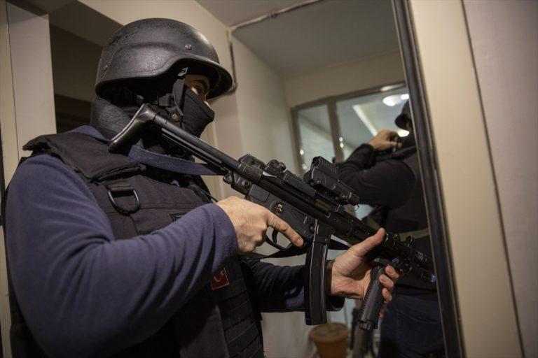 İstanbul'da terör örgütü DEAŞ'e operasyon