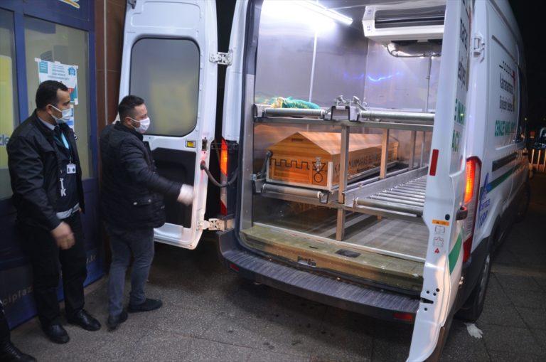 Kahramanmaraş'ta polislere silahlı saldırıda bulunan zanlı hastanede öldü
