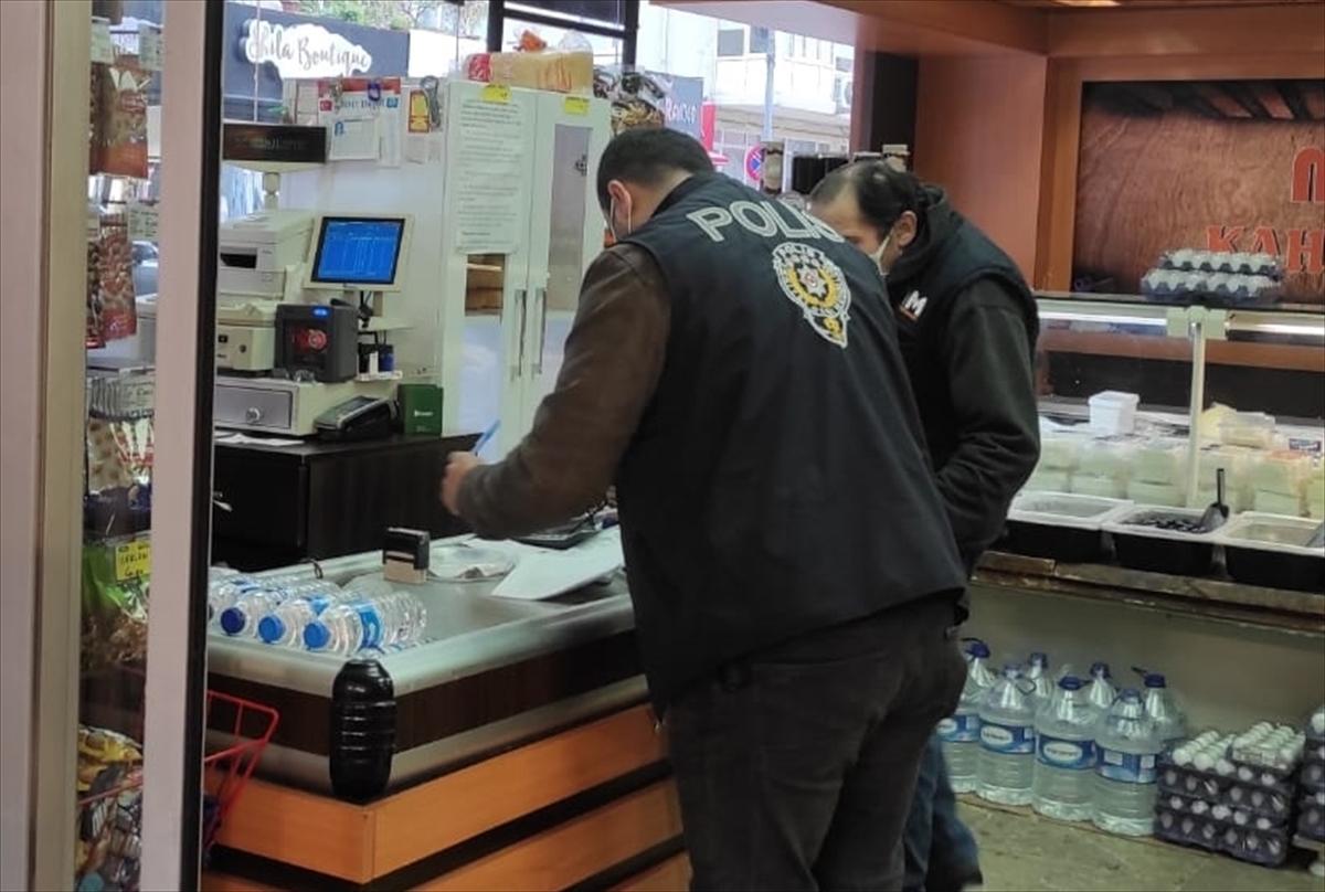 Kocaeli'de Kovid-19 tedbirlerine uymayan 263 kişiye para cezası