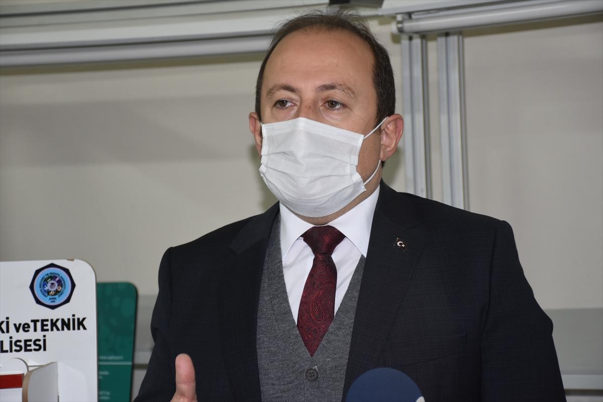 Şırnak'ta mesleki eğitim ile istihdam artışı hedefleniyor