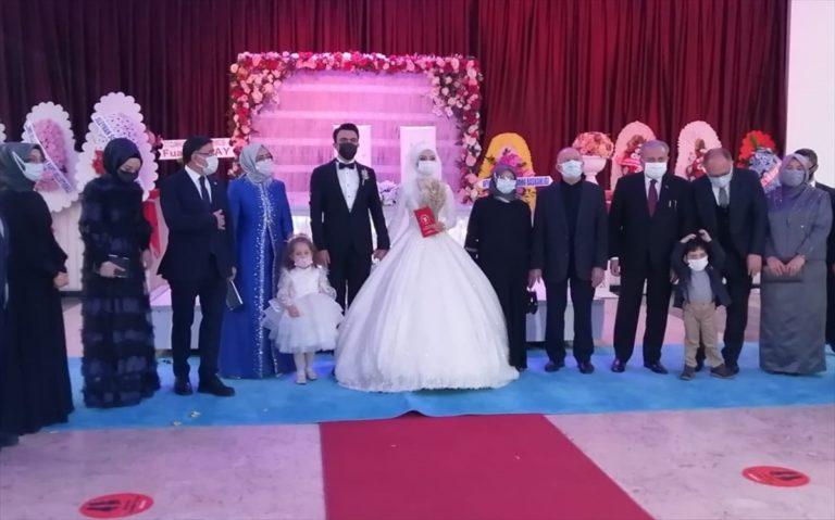 TBMM Başkanı Şentop, nikah şahidi oldu