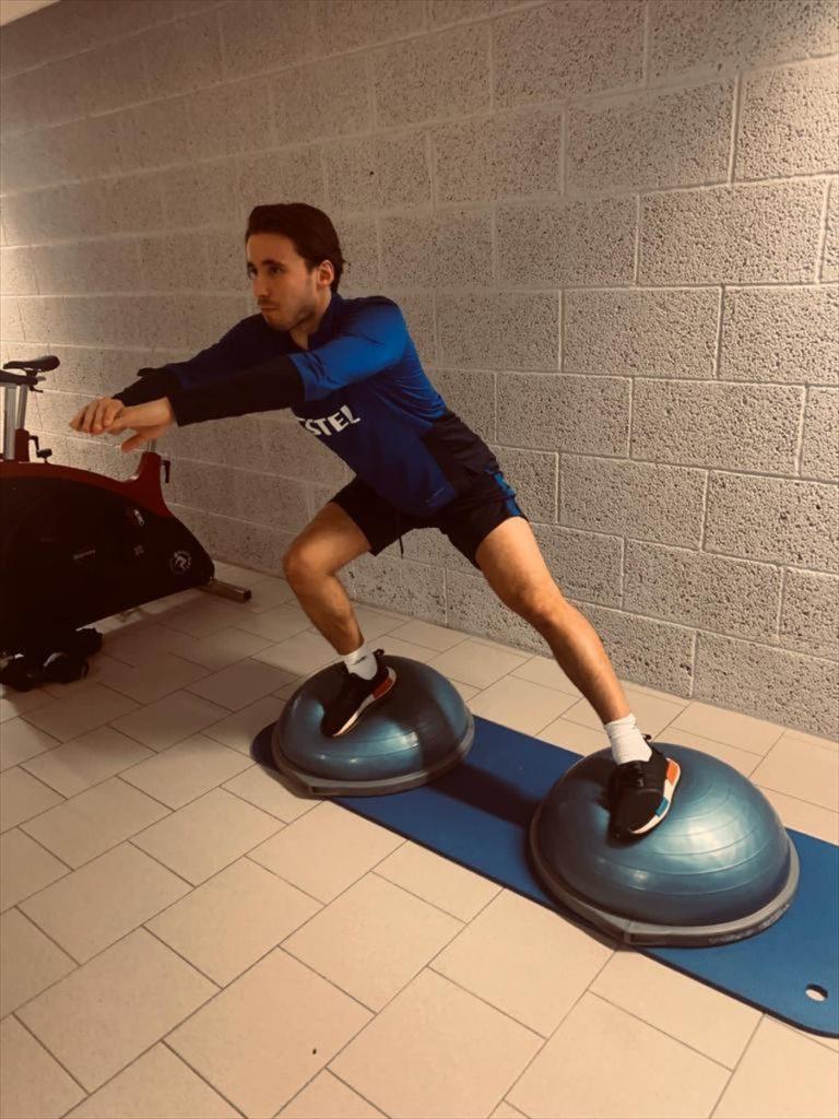 Trabzonspor'da Anders Trondsen bireysel çalışmalara başladı