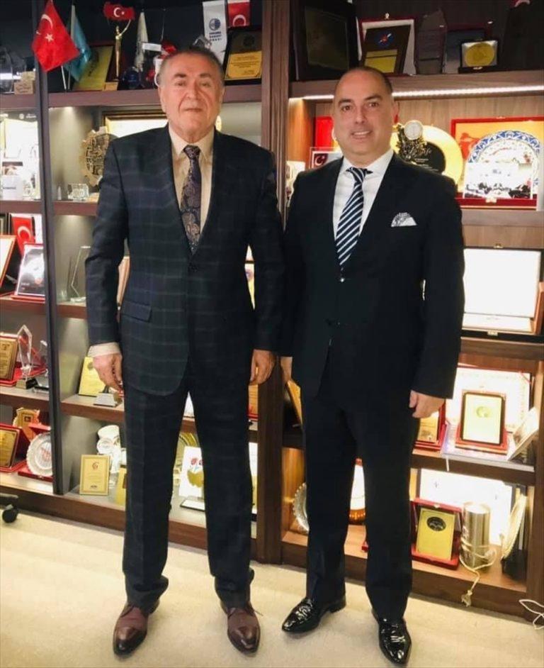 TÜSİAV ile Gençlik ve Spor Platformu, Kovid-19'un spor ekonomisine etkilerini değerlendirdi