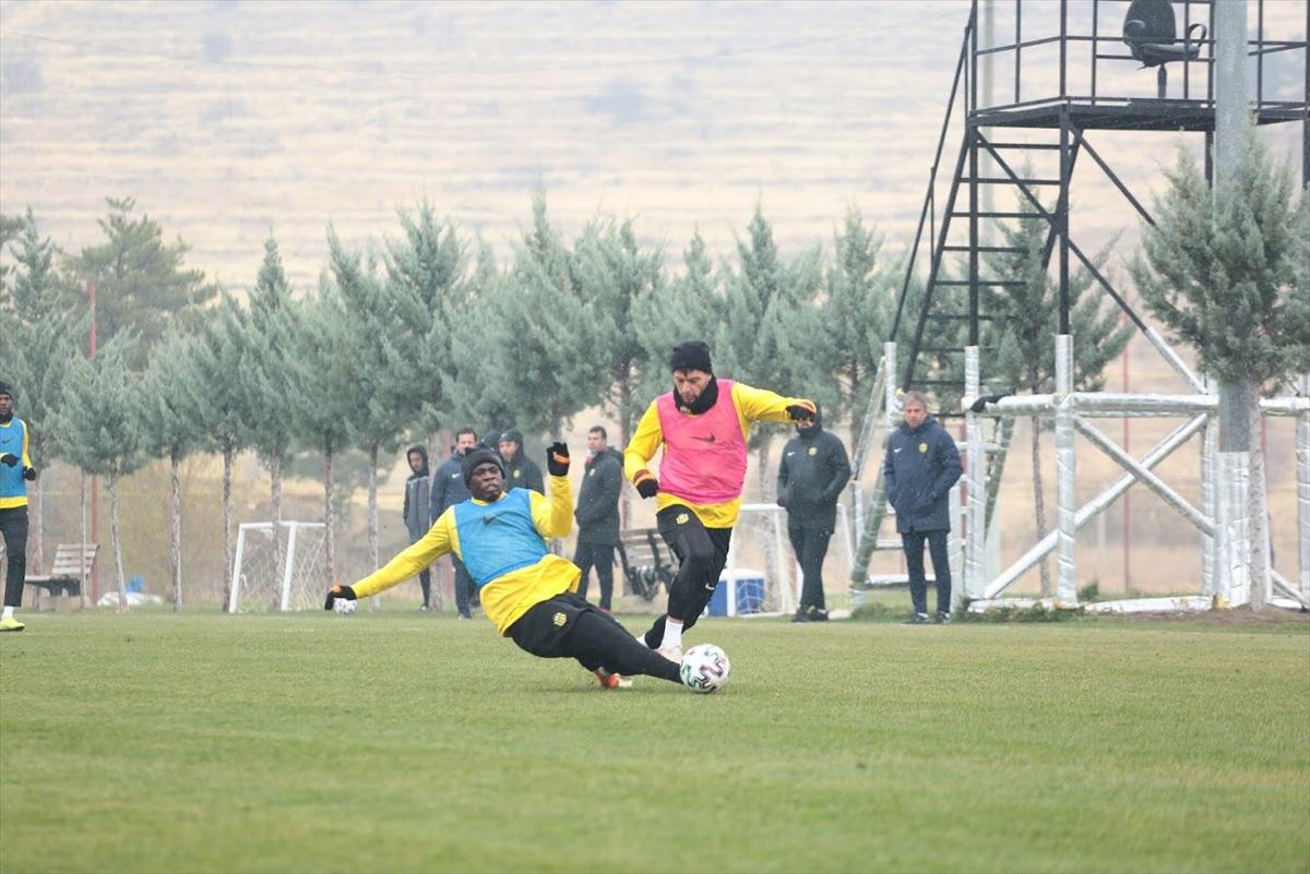 Yeni Malatyaspor'da Medipol Başakşehir maçı hazırlıkları
