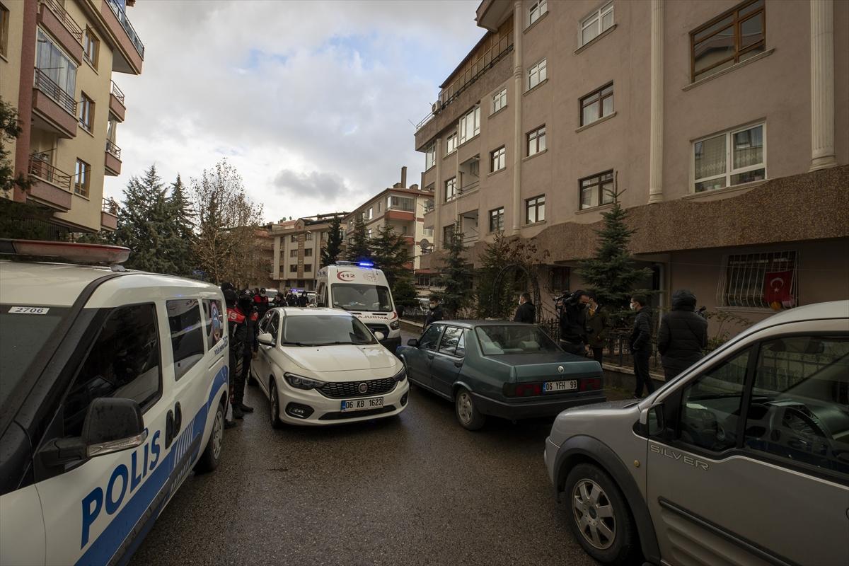 Başkentte eşi tarafından bıçaklanan kişi hayatını kaybetti